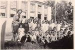 2nd Grade Class at Stuart Elementary in 1943