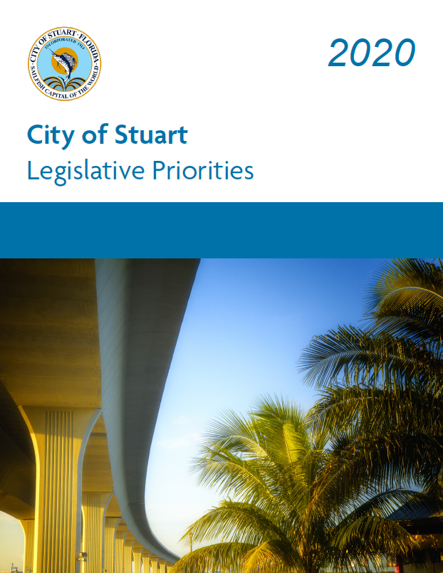 Legislative Priorities 2020