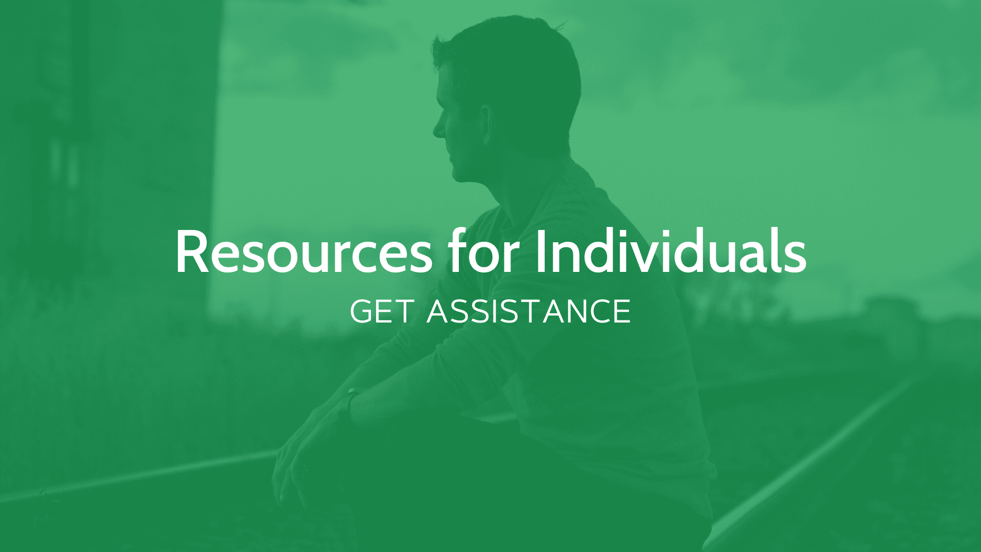 Resources for Individuals