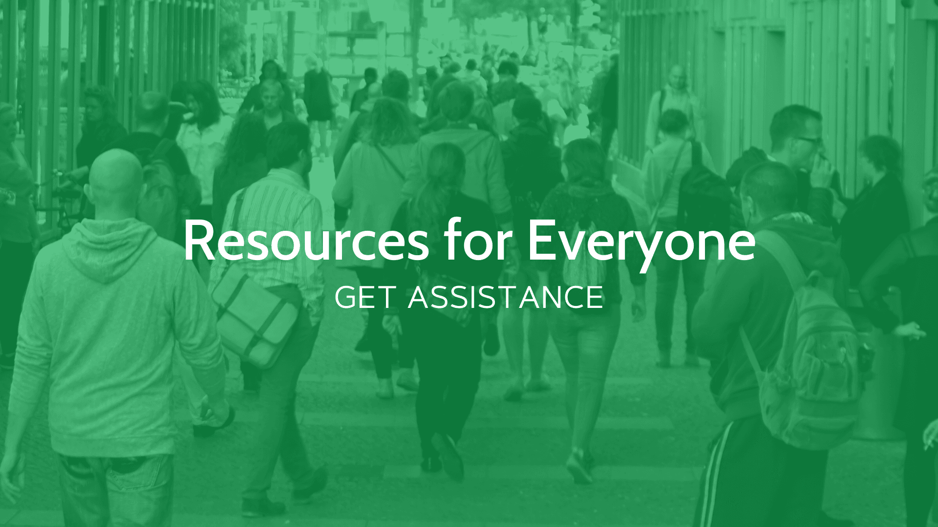 Resources for Everyone