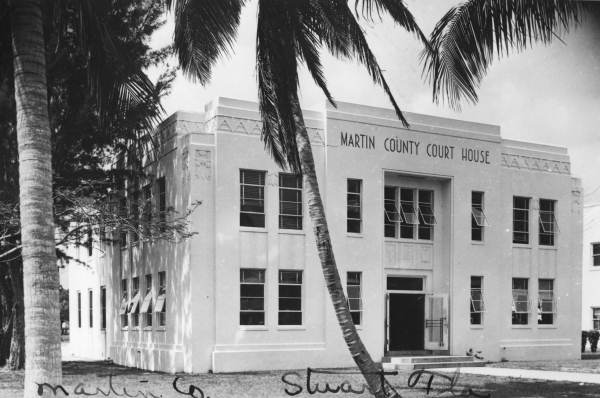 Martin County Court House